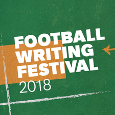 Football Writing Festival 2018 logo