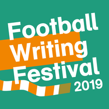 Football Writing Festival 2019 logo