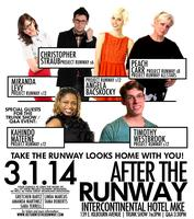 After The Runway Q&A Event