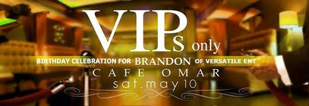 VIP'S ONLY