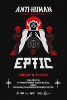 Eptic   8.17.18   10:00 PM   21+