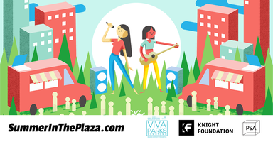 Summer In The Plaza's All City Brunch