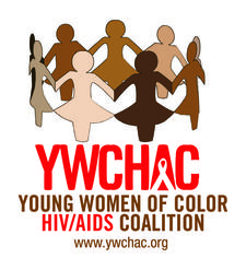 Young Women of Color HIV/AIDS Coalition (YWCHAC) logo