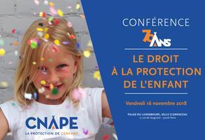 LE DROIT A LA PROTECTION DE L'ENFANT...