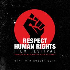 Respect Belfast Human Rights Film Festival logo