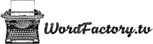 The Word Factory #20