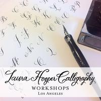 Laura Hooper Calligraphy ~ March 30 Manhattan Beach |...