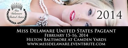 2014 Miss Delaware United States Pageants