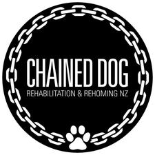 Chained Dog Rehabilitation & Rehoming NZ logo