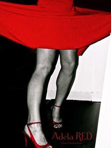 Adela Red logo