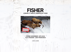 FISHER at 1015 FOLSOM