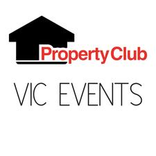 VIC Events - Property Club logo