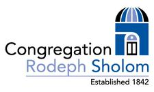 Congregation Rodeph Sholom Theater Company logo