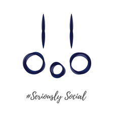The DoB Seriously Social Business logo
