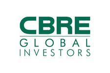 CBRE Global Investors logo