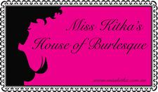Miss Kitka's House of Burlesque logo