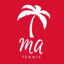 MA Tennis logo