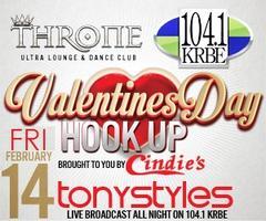 104.1 KRBE Valentine's Day HOOK-UP