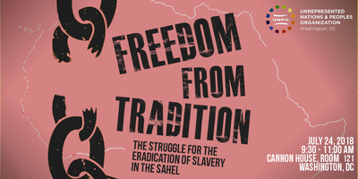Briefing: The Struggle for the Eradication of Slavery...