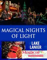 LAKE LANIER ISLANDS - MAGICAL NIGHTS OF LIGHTS 2014