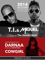 2014 New Orleans All-Star Weekend Featuring TI •...