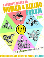 Pittsburgh Women and Biking Forum 2014