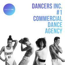 Dancers Inc.  logo