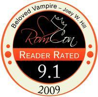 RomCon 2013 Reader Rated Program & Readers' Crown...