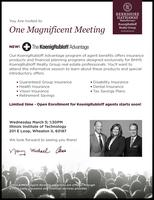 One Magnificent Meeting - West Suburban