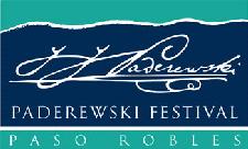 Paderewski Festival Paso Robles logo