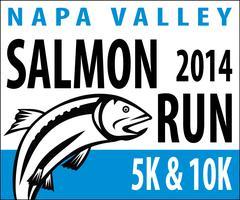 6th Annual Napa Valley 5K/10K Salmon Run