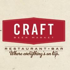 CRAFT Beer Market - Kelowna logo