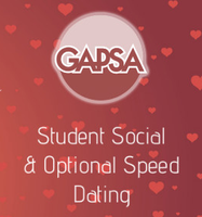 Student Social with Optional Speed Dating
