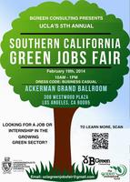 Southern California Green Jobs Fair 2014