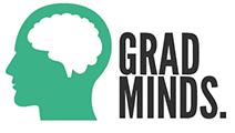 Grad Minds logo