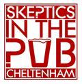 Skeptics In The Pub - Cheltenham logo