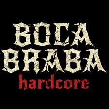 Boca Braba Hardcore logo