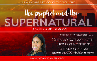 INLAND EMPIRE SCHOOL OF THE PROPHETS -  Managing the...