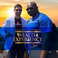 Billion Schmidt Wealth Experience Tour logo