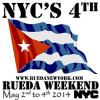 NYC's Rueda and Cuban Dance Weekend 2014 - May 2nd-4th