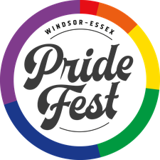 Windsor-Essex Pride Fest logo
