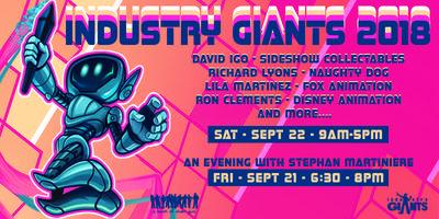 Industry Giants 2018