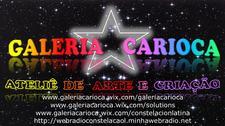 ATELIÊ DE ARTE E CRIAÇÃO GALERIA CARIOCA logo