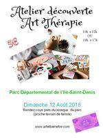 Atelier découverte d'Art-thérapie