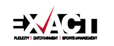 Exact    Publicity  ~ Sports Management  ~ Entertainment logo
