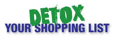 Detox Your Shopping List