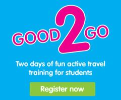 Good2Go Course - 2 day bike course for kids (9-12yrs)