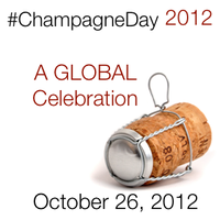 3rd Annual #ChampagneDay 2012