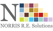 NORRIS Real Estate Solutions logo