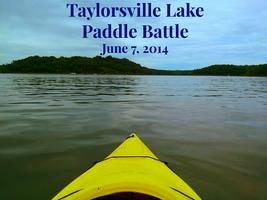 2014 Taylorsville Lake Paddle Battle